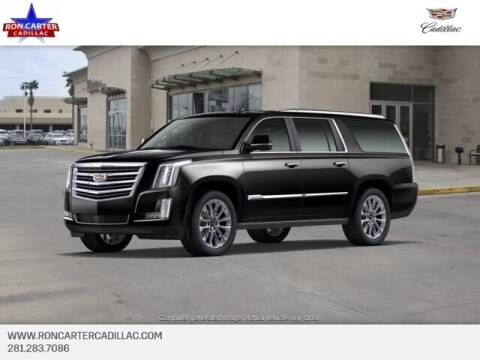 2020 Cadillac Escalade ESV for sale at Ron Carter  Clear Lake Used Cars in Houston TX