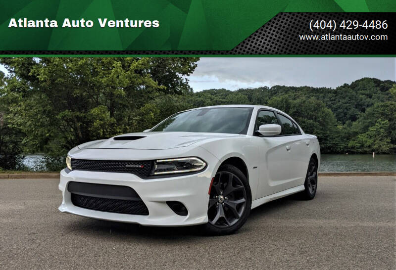 2019 Dodge Charger for sale at Atlanta Auto Ventures in Roswell GA