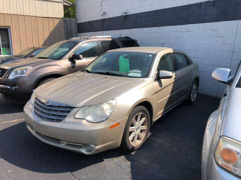 2007 Chrysler Sebring for sale at Holiday Auto Sales in Grand Rapids MI