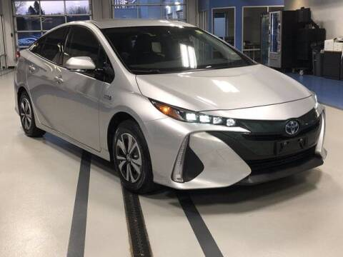 2017 Toyota Prius Prime for sale at Simply Better Auto in Troy NY