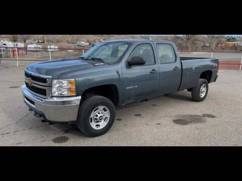2012 Chevrolet Silverado 2500HD for sale at CON ALVARO ¡TODOS CALIFICAN!™ in Columbia TN