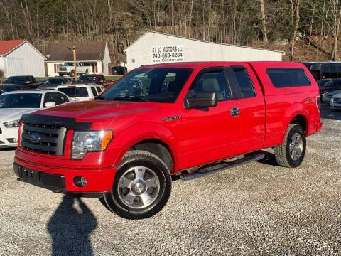 2009 Ford F-150 for sale at Rt 33 Motors LLC in Rockbridge OH