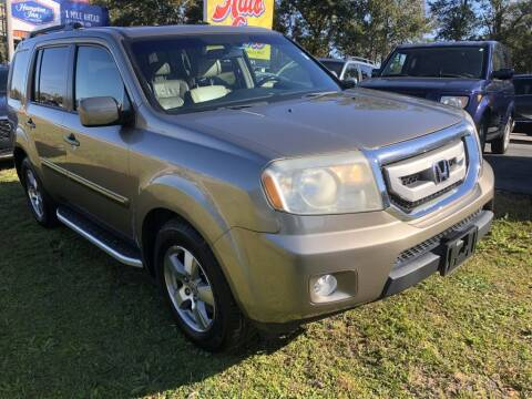2009 Honda Pilot for sale at Auto Cars in Murrells Inlet SC