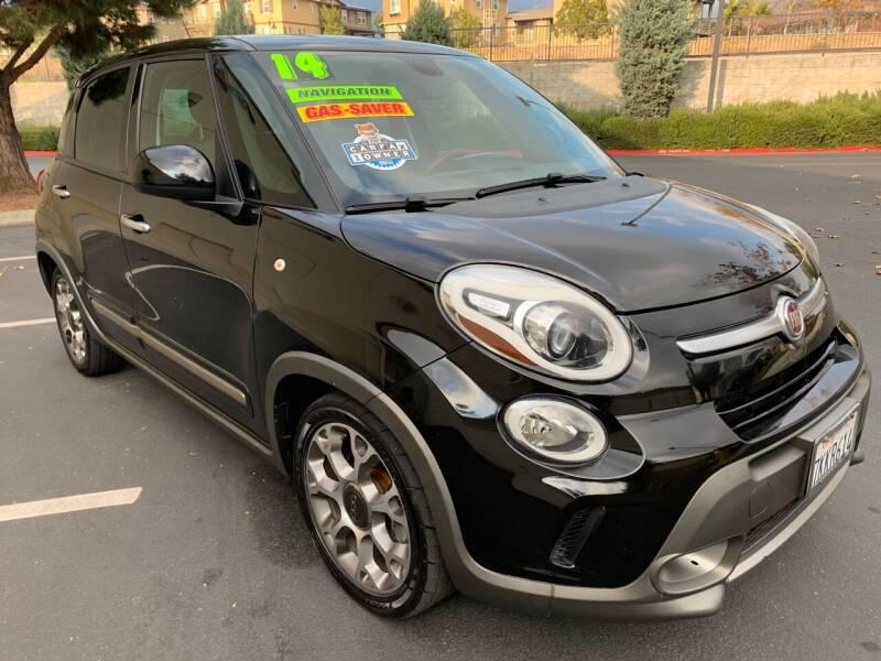 2014 FIAT 500L for sale at Select Auto Wholesales in Glendora CA