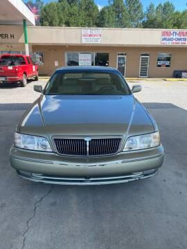 1999 Infiniti Q45 for sale at Dalia Motors LLC in Winder GA