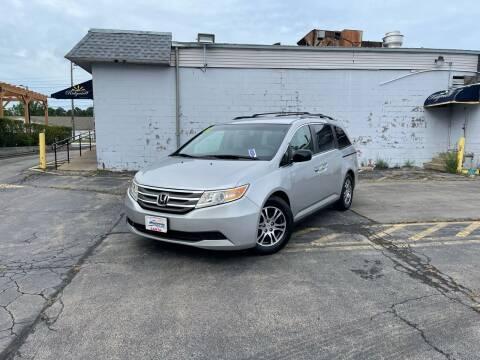 2011 Honda Odyssey for sale at Santa Motors Inc in Rochester NY