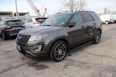 2016 Ford Explorer for sale at BROADWAY FORD TRUCK SALES in Saint Louis MO