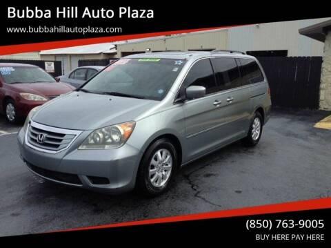 2008 Honda Odyssey for sale at Bubba Hill Auto Plaza in Panama City FL