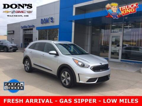 2018 Kia Niro for sale at DON'S CHEVY, BUICK-GMC & CADILLAC in Wauseon OH