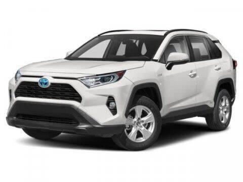 2019 Toyota RAV4 Hybrid for sale at BEAMAN TOYOTA GMC BUICK in Nashville TN
