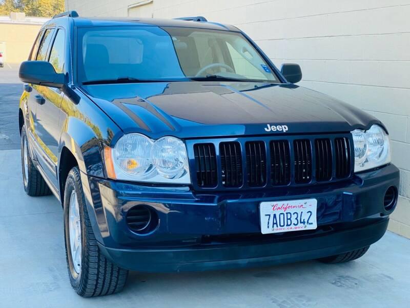 2006 Jeep Grand Cherokee for sale at Auto Zoom 916 in Rancho Cordova CA