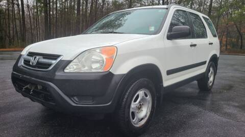 2004 Honda CR-V for sale at Global Imports Auto Sales in Buford GA