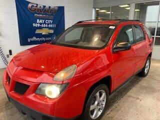 2003 Pontiac Aztek for sale at GRAFF CHEVROLET BAY CITY in Bay City MI