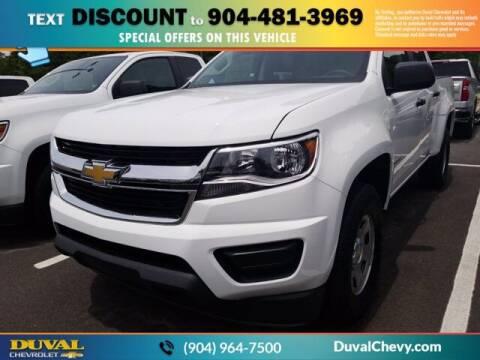 2020 Chevrolet Colorado for sale at Duval Chevrolet in Starke FL