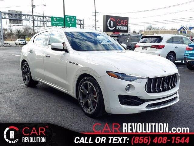 2017 Maserati Levante for sale at Car Revolution in Maple Shade NJ