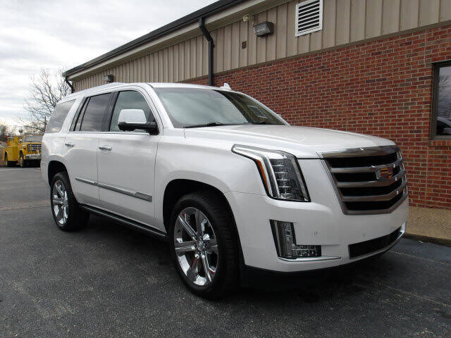 2016 Cadillac Escalade for sale at TAPP MOTORS INC in Owensboro KY