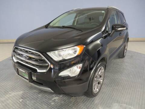 2019 Ford EcoSport for sale at Hagan Automotive in Chatham IL