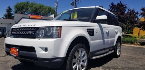 2013 Land Rover Range Rover Sport for sale at ALIC MOTORS in Boise ID