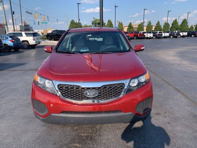 2011 Kia Sorento for sale at COYLE GM - COYLE NISSAN - New Inventory in Clarksville IN