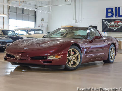 2003 Chevrolet Corvette for sale at Bill Kay Corvette's and Classic's in Downers Grove IL