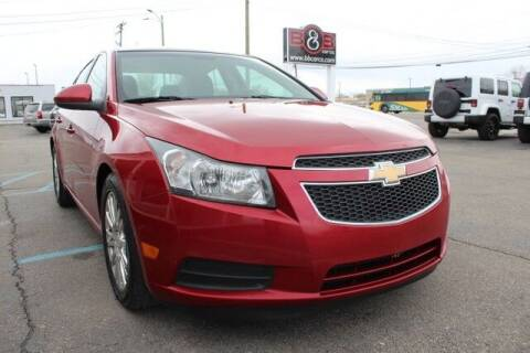 2011 Chevrolet Cruze for sale at B & B Car Co Inc. in Clinton Twp MI