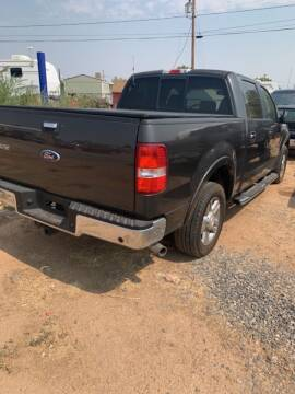 2006 Ford F-150 for sale at Poor Boyz Auto Sales in Kingman AZ