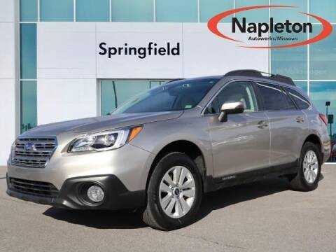2017 Subaru Outback for sale at Napleton Autowerks in Springfield MO