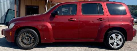2008 Chevrolet HHR for sale at Palmer Auto Sales in Rosenberg TX