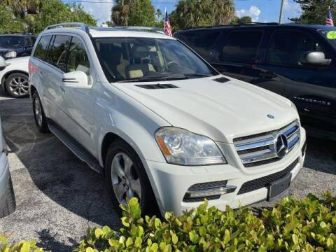 2012 Mercedes-Benz GL-Class for sale at Mike Auto Sales in West Palm Beach FL