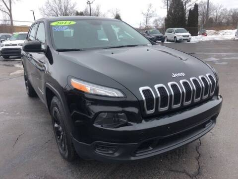 2014 Jeep Cherokee for sale at Newcombs Auto Sales in Auburn Hills MI