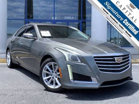 2017 Cadillac CTS for sale at Capital Cadillac of Atlanta in Smyrna GA