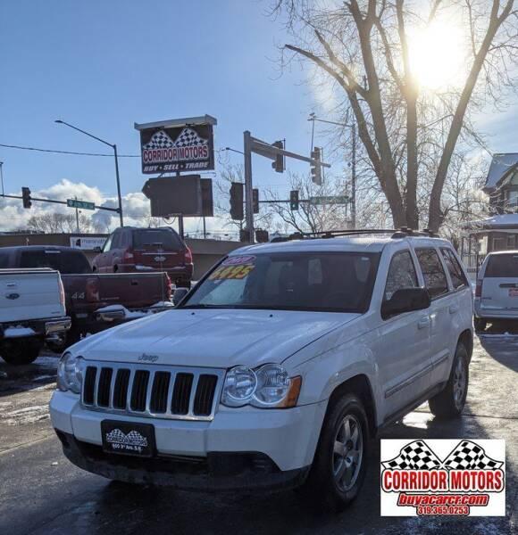 2010 Jeep Grand Cherokee for sale at Corridor Motors in Cedar Rapids IA