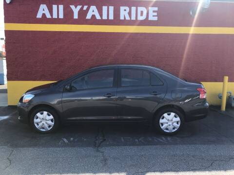 2009 Toyota Yaris for sale at Big Daddy's Auto in Winston-Salem NC