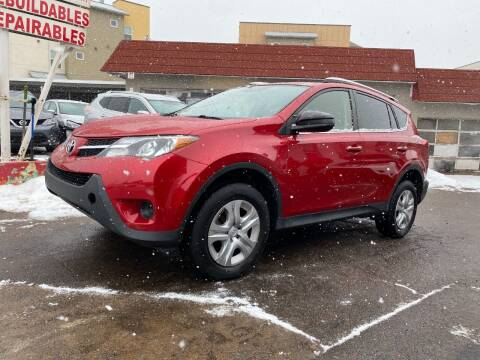 2013 Toyota RAV4 for sale at STS Automotive in Denver CO