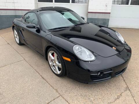 2007 Porsche Cayman for sale at AUTOSPORT in La Crosse WI