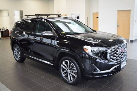 2018 GMC Terrain for sale at BMW OF NEWPORT in Middletown RI