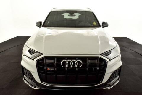 2021 Audi SQ7 for sale at CU Carfinders in Norcross GA