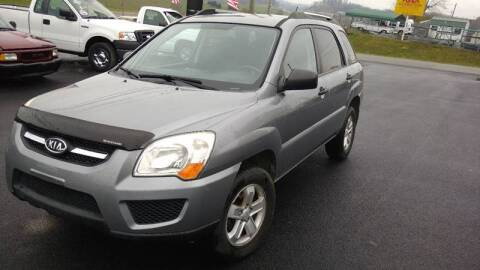 2009 Kia Sportage for sale at Mr. D's Automotive in Piney Flats TN