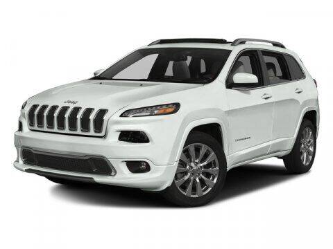 2017 Jeep Cherokee for sale at Auto Finance of Raleigh in Raleigh NC