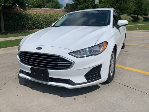 2019 Ford Fusion for sale at International Auto Sales in Garland TX