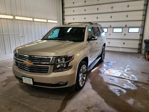 2015 Chevrolet Tahoe for sale at Concordia Chevrolet Buick in Concordia KS