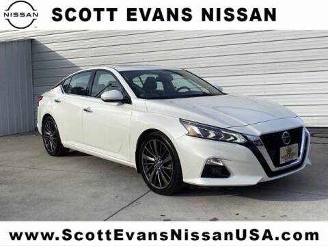 2019 Nissan Altima for sale at Scott Evans Nissan in Carrollton GA