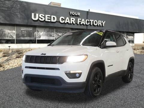 2018 Jeep Compass for sale at JOELSCARZ.COM in Flushing MI