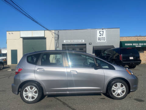 2010 Honda Fit for sale at 57 AUTO in Feeding Hills MA