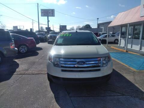 2008 Ford Edge for sale at Uncle Ronnie's Auto LLC in Houma LA