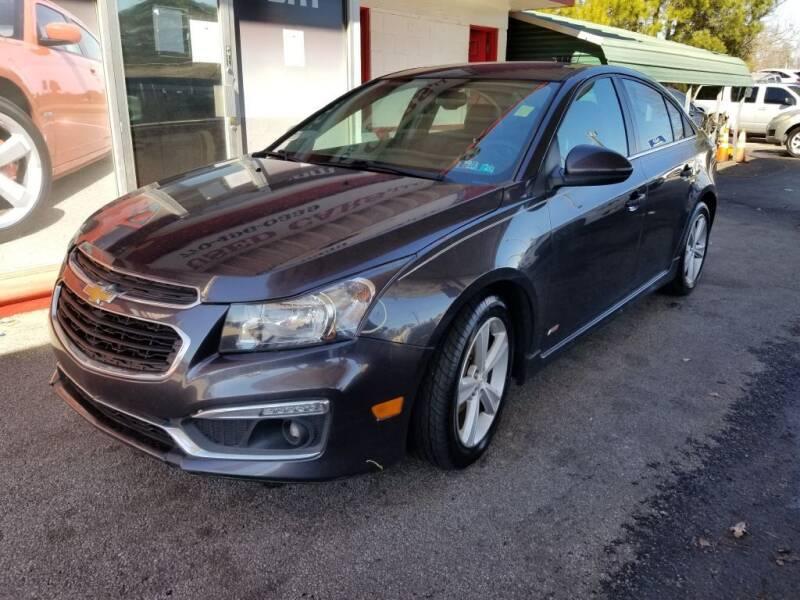 2015 Chevrolet Cruze for sale at Jays Used Car LLC in Tucker GA