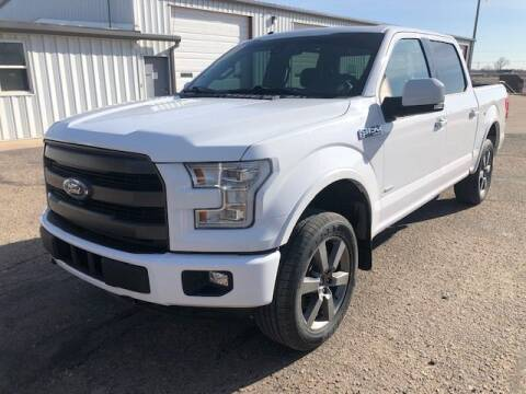 2016 Ford F-150 for sale at Valley Auto Locators in Gering NE