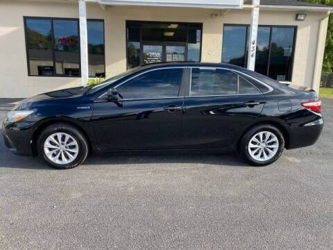2016 Toyota Camry Hybrid for sale at Carolina Auto Credit in Youngsville NC
