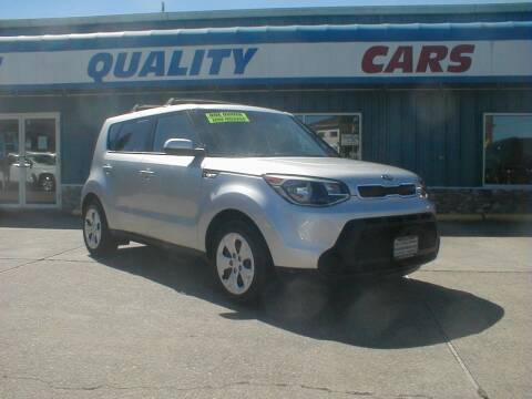 2014 Kia Soul for sale at Dick Vlist Motors, Inc. in Port Orchard WA