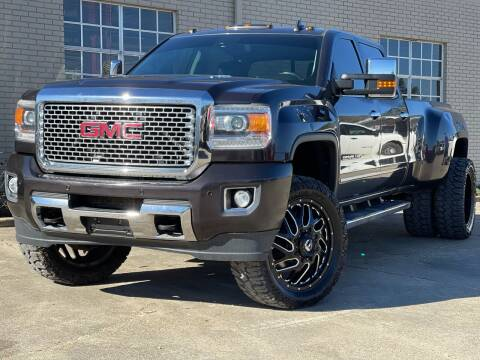 2016 GMC Sierra 3500HD for sale at Quality Auto of Collins in Collins MS